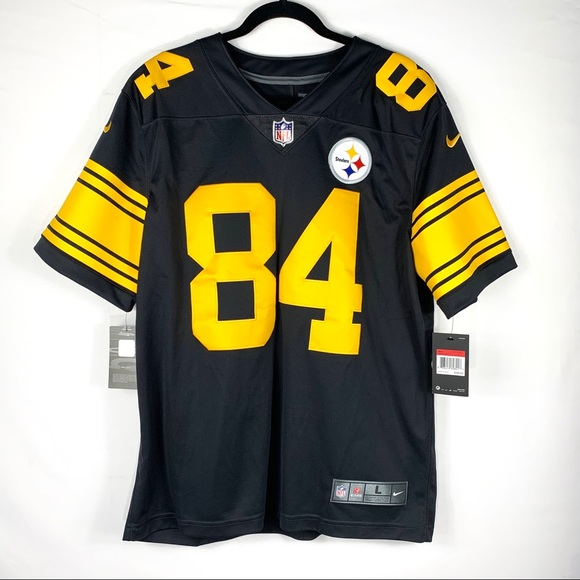 buy online 46f4b 81cb8 Nike NFL Pittsburgh Steelers Jersey Size Large NWT